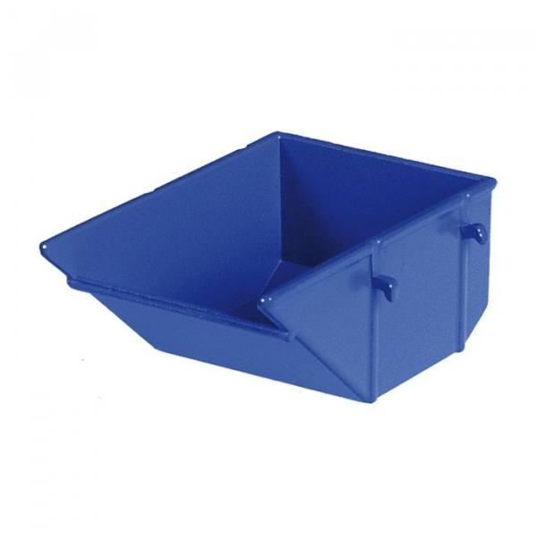 506/1220 - NZG - Abfallcontainer, blau