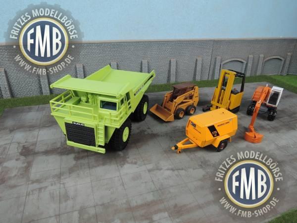 SON11 - Dumper, Kompressor, Kompaktlader, Mobilbagger, Gabelstapler - ohne OVP und gebraucht!