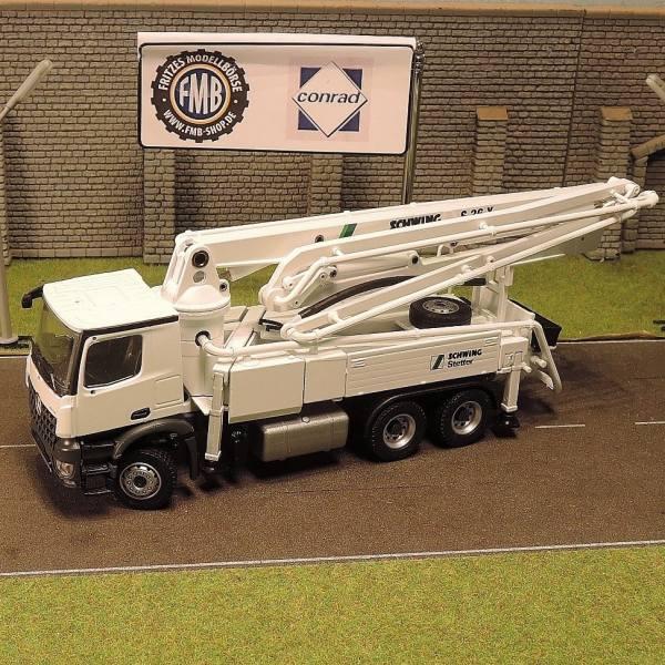 78225/0 - Conrad - Mercedes-Benz Arocs M 3achs Betonpumpe S36 X -Schwing-