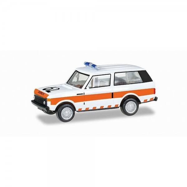 "092944 - Herpa - Range Rover ""Politie Niederlande"""