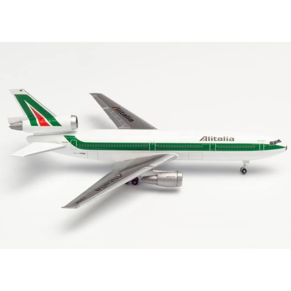 """534277 - Herpa - Alitalia McDonnell Douglas DC-10-30 """"50th anniversary"""""""