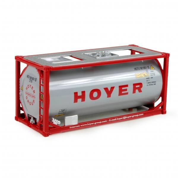 76282 - Tekno - 20ft Isotankcontainer - Hoyer -