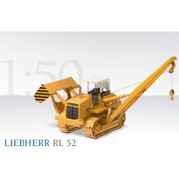 2807 - Conrad - Liebherr RL 52 Rohrleger