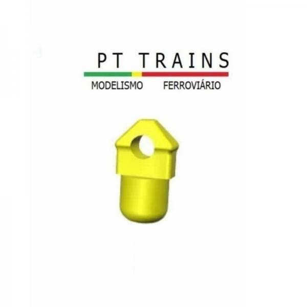 210000 - PT-Trains - Container-Pins, gelb