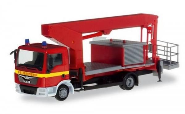 """309721 - Herpa - MAN TGL Ruthmann Steiger """"Feuerwehr"""""""