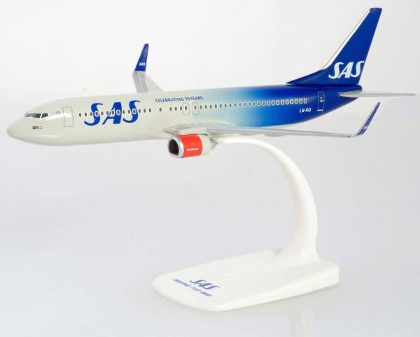 "611787 - Herpa - SAS  Boeing 737-800  ""70 Years"""