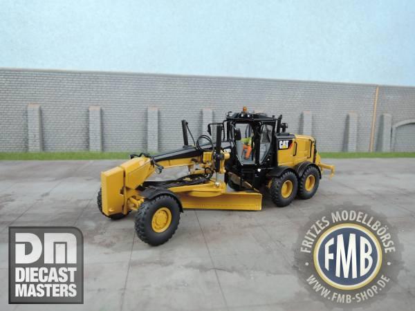 85519 - Diecast Masters - CAT 12M3 Motorgrader