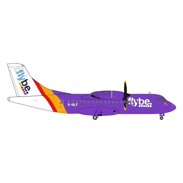 559331 - Herpa - FlyBe  ATR-42-500 - 1:200