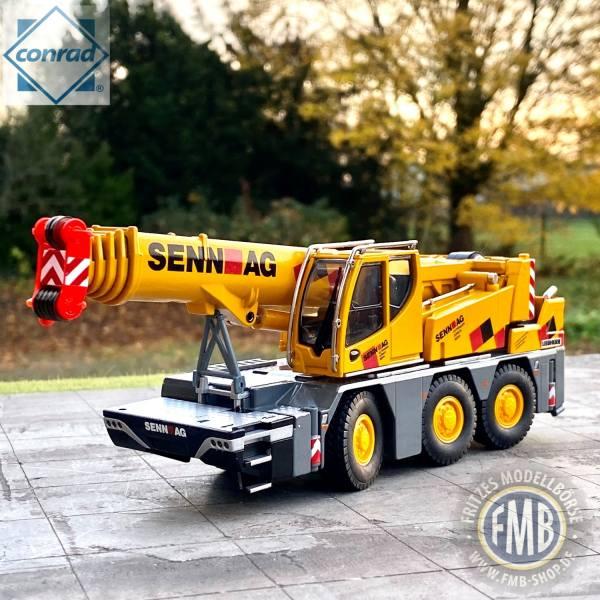 "2121/02 - Conrad - Liebherr LTC 1050-3.1 Mobilkran ""Senn AG"" CH"