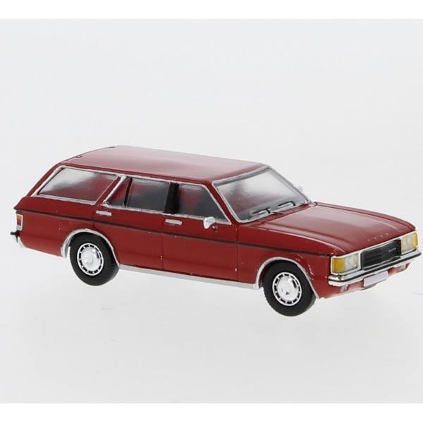 870034 - PCX87 - Ford Granada Turnier `74 Mark I, rot
