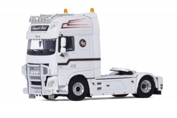 01-3493 - WSI - DAF XF SSC 4x2 2achs Zugmaschine - Transports Belot - F -