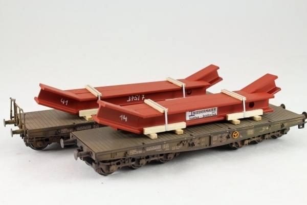 H01109 - Bauer - Konstruktiondträger, 2er Set