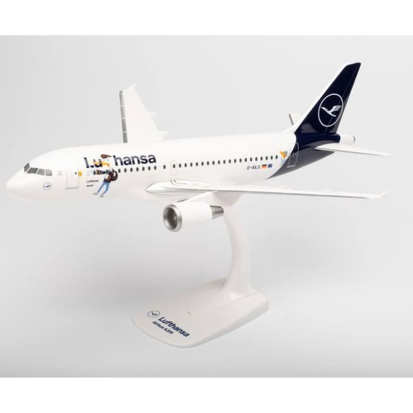 """612722 - Herpa - Lufthansa Airbus A319 """"LU"""" - """"Verden"""""""