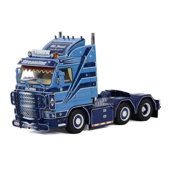 01-3060 - WSI - Scania 3series Streamline 6x2 3achs Zugmaschine - Schumacher - D -