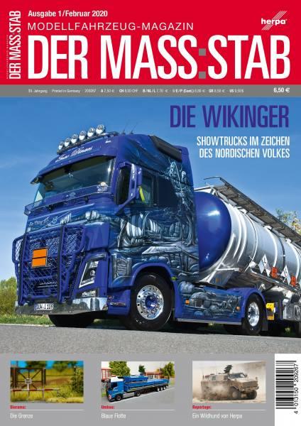 209267 - Herpa - Magazin Mass:stab 1/2020