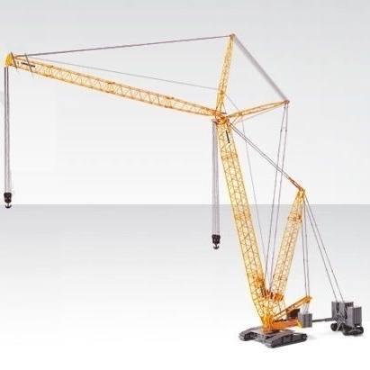 2736/0 - Conrad - Liebherr LR 1750 Raupenkran, gelb