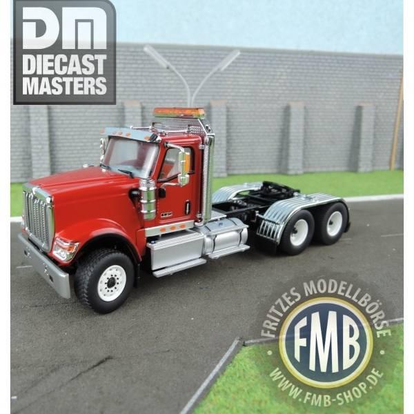 71002 - Diecast Masters - International HX520 3achs Zugmaschine, rot