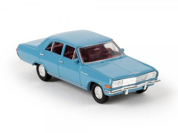 20752 - Brekina - Opel Kapitän A (Baujahr 1964) -horizontblau-