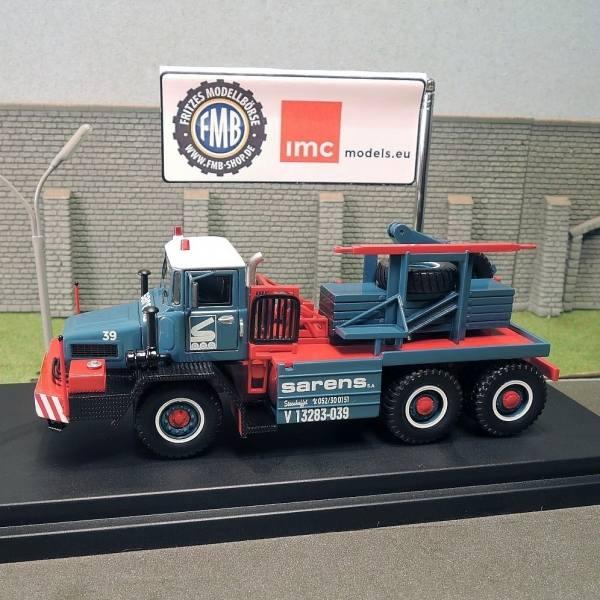 20-1034 - IMC Models - MOL 6x6 Schwerlastzugmaschine - Sarens -