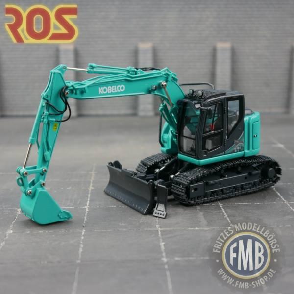7-00001 - ROS - Kobelco ED 160 Kurzheck-Raupenbagger