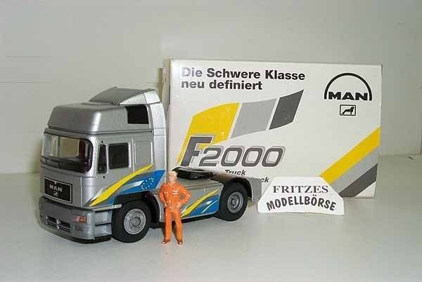 6100 - Conrad - MAN F2000 2achs Zugmaschine