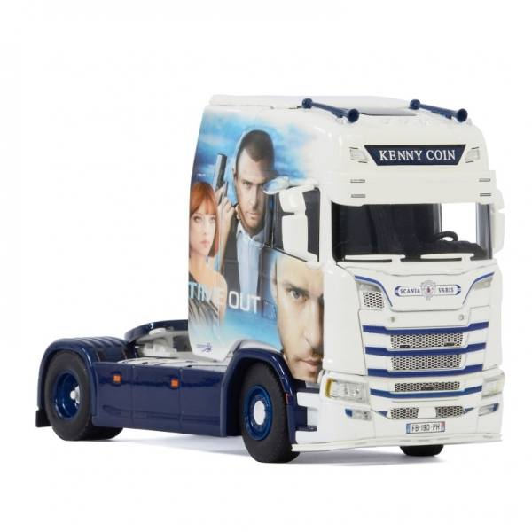 01-3058 - WSI - Scania S HL 4x2 2achs Zugmaschine - Kenny Coin Transporte - F -