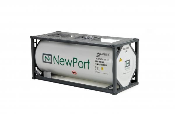 75529 - Tekno - 20ft ISO Tankcontainer - New Port  - NL -