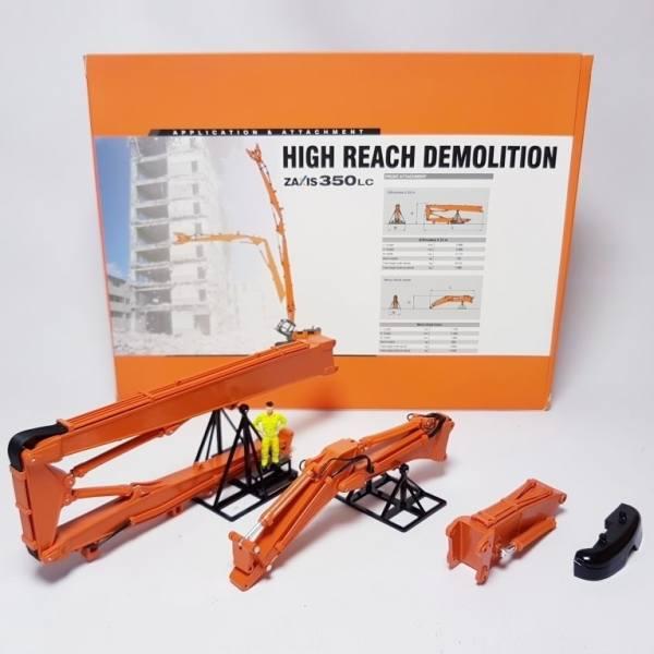 GM18-050 - Baustatz für den Umbau auf die Abbruchfunktion - Hitachi ZX350 LC-6