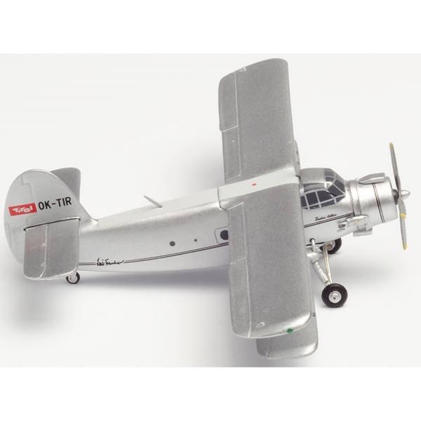 """570831 - Herpa - Tiroler Adler Antonov AN-2 """"Luis Trenker"""""""