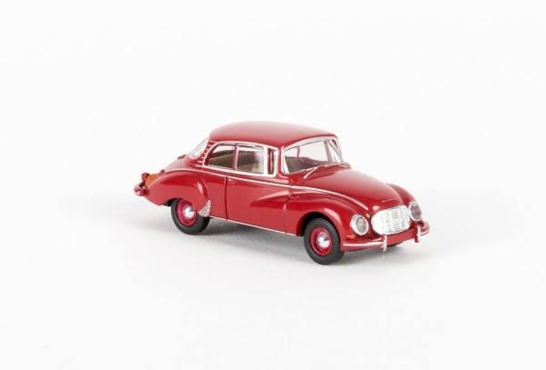 """28018 - Brekina - Auto Union 1000S Limousine """"karminrot"""""""