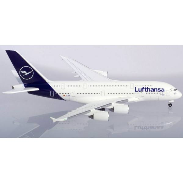 """533072 - Herpa - Lufthansa Airbus A380 """"München"""" - new colors"""
