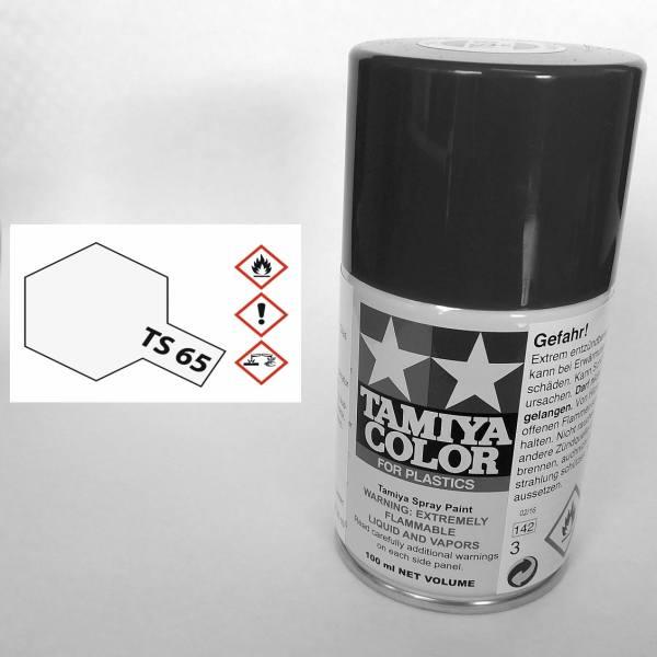 85065 - Tamiya - Perleffekt Klarlack glänzend 100ml , Sprühdose TS-65