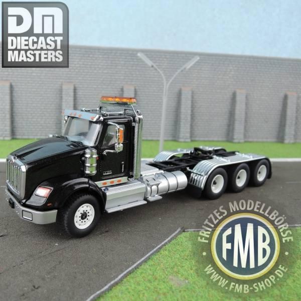71009 - Diecast Masters - International HX620 4achs Zugmaschine, schwarz