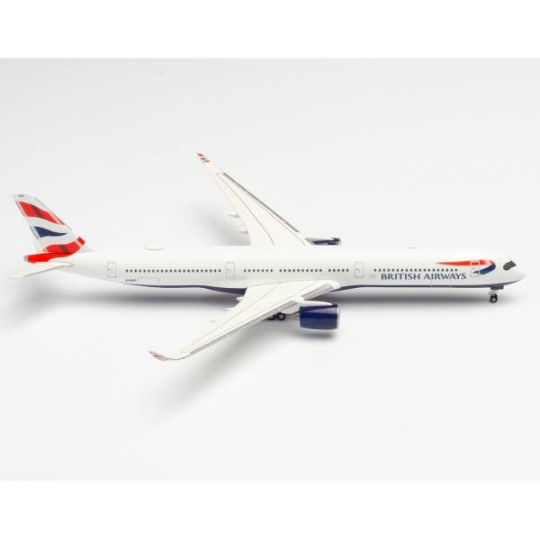533126-002 - Herpa Wings - British Airways Airbus A350-1000 - G-XWBG -