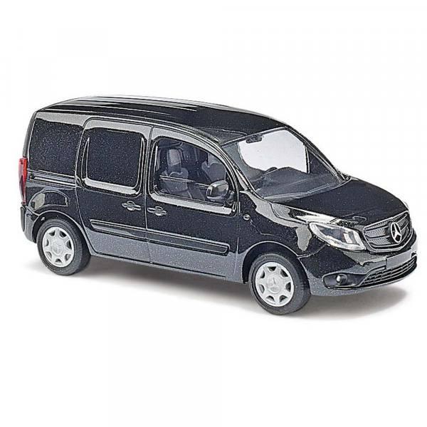 60251 - Busch Bausatz - Mercedes-Benz Citan `12 Kastenwagen, schwarz