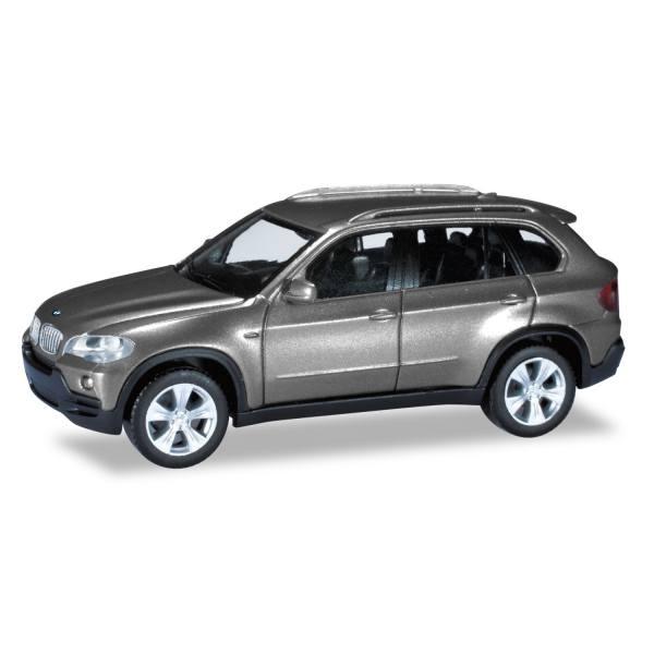 033695-005 - Herpa - BMW X5, spacegrau metallic
