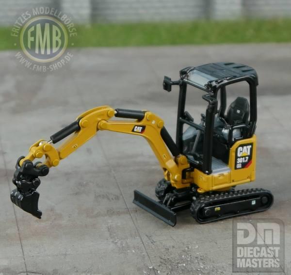 85597 - Diecast Masters - Cat 301.7 CR Minibagger - Next Generation