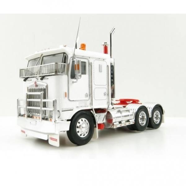 Iconic Replicas - Kenworth K100G 6x4 3achs Zumaschine - weiß - AUS -