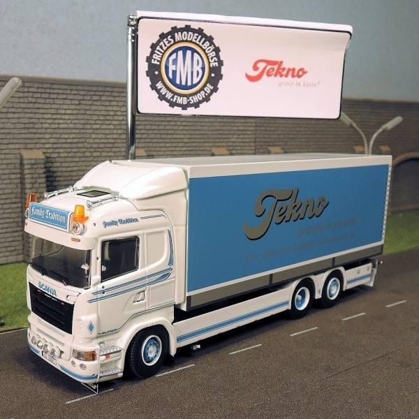 68227 - Tekno - Scania R HL 6x2 - Demir Barbic -