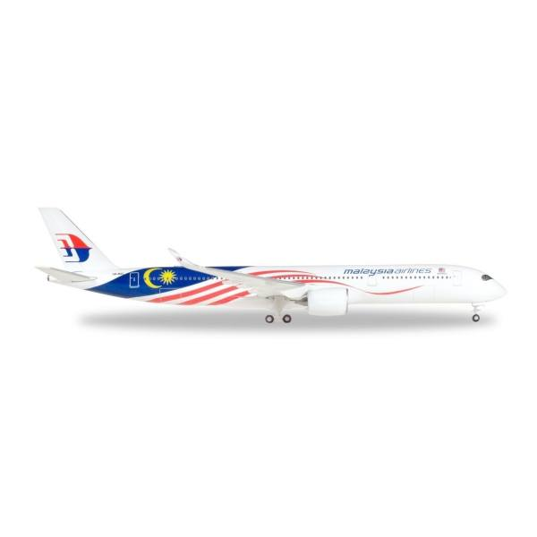 "531344 - Herpa - Malaysia Airlines Airbus A350-900 ""Negaraku"""