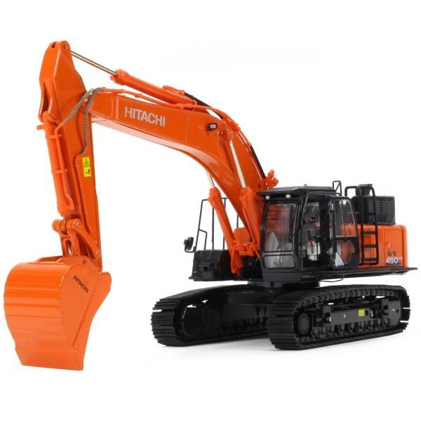 Hitachi ZX 490LCH-6 - Hydraulik Kettenbagger