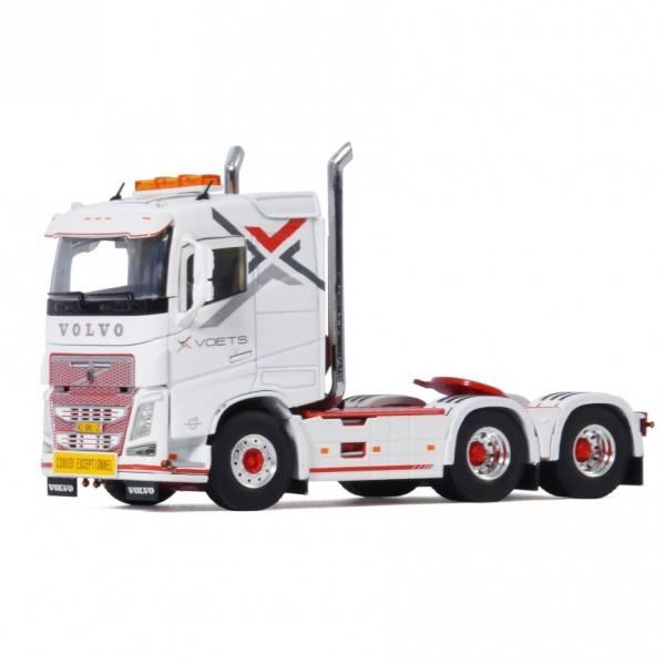 01-3333 - WSI - Volvo FH4 mit Schlafkabine 6x2 3achs Zugmaschine - Voets - Niederlande