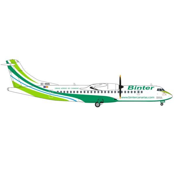 """571241 - Herpa Wings - Binter Canarias ATR-72-600 """"Maspalomas Costa Canaria"""""""