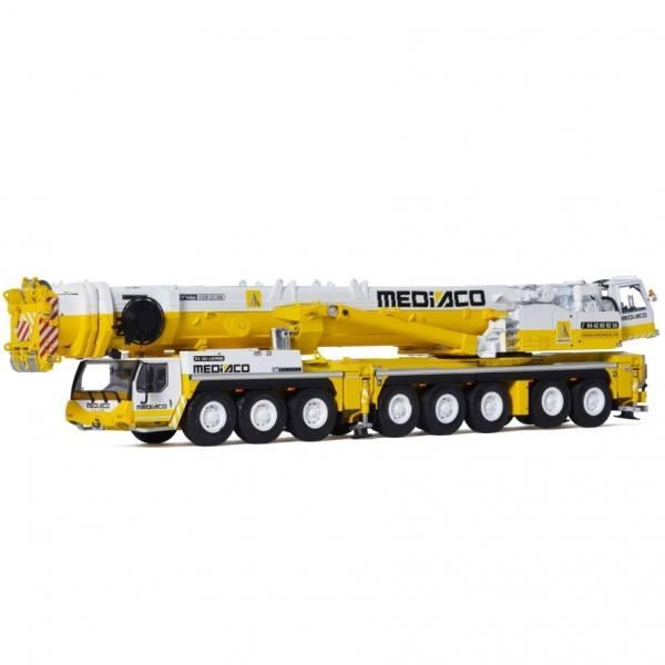 "51-2084 - WSI - Liebherr LTM 1500-8.1 Mobilkran ""Mediaco"" F"