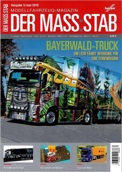 208383 - Herpa - Magazin Mass:stab 3/2018