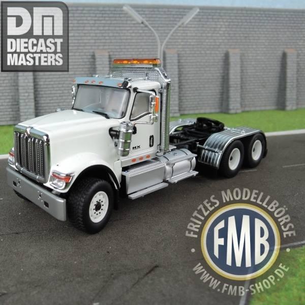 71001 - Diecast Masters - International HX520 3achs Zugmaschine, weiß