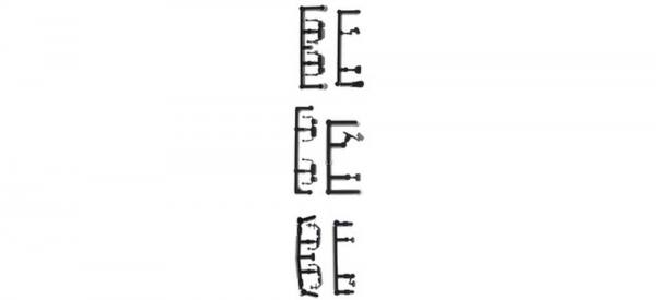 053969 - Herpa - Zubehör LKW-Spiegel für Iveco Stralis, DAF XF, Volvo FH - je 5 Satz