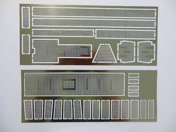 YC669 - Liebherr LTM 11200-9.1 Laufgitter 54m -unlackiert-