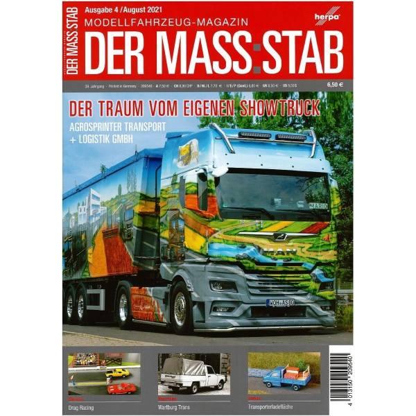 209540 - Herpa - Magazin Mass:stab 4/2021