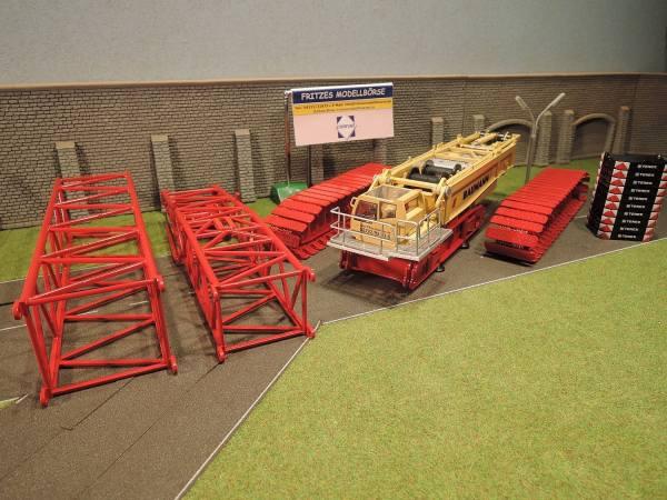2744/01 -Conrad - TEREX Superlift 3800 Gittermast-Raupenkran - BAUMANN -
